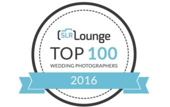 Thank you for including me to the list of the best 100 wedding photographers of The United State and Canada